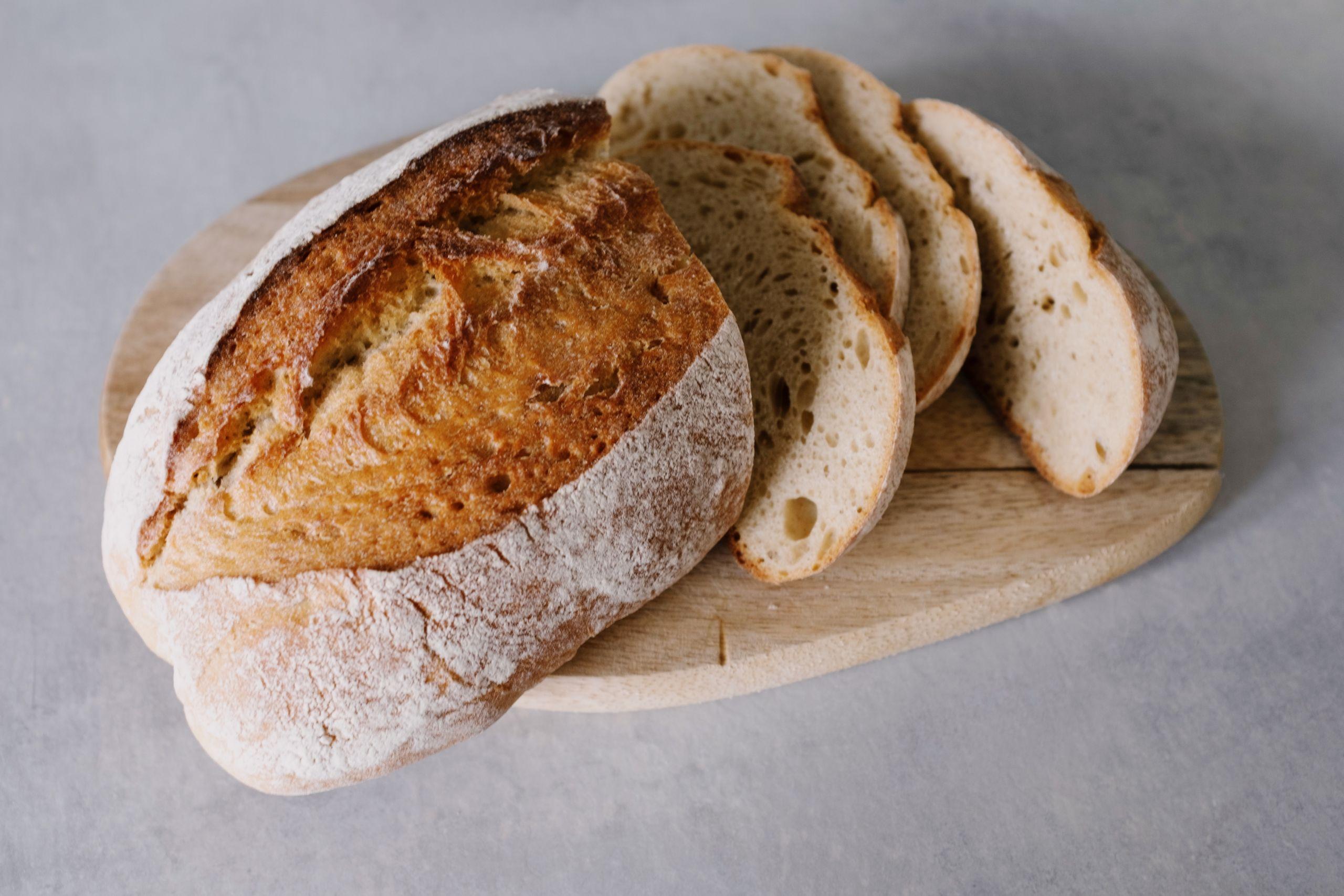 becoming a better bread baker