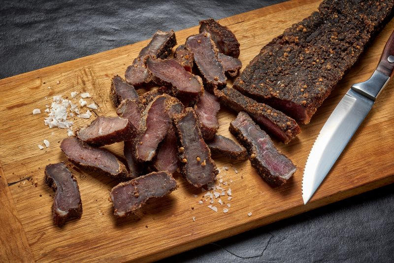 DIY Biltong made easy