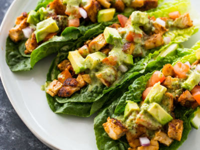 Chicken-Lettuce-Wrap-Tacos