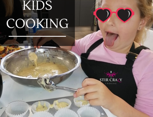 Why should kids learn to cook?